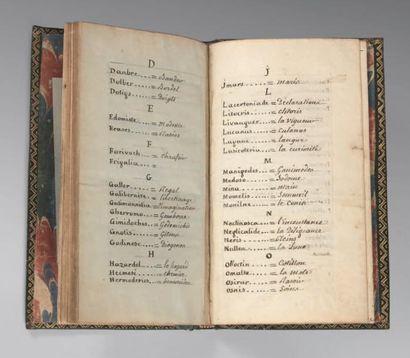 [BEAUCHAMP (P. Fr. Godard de)] Histoire du prince Apprius, &c. Extraite des fastes...