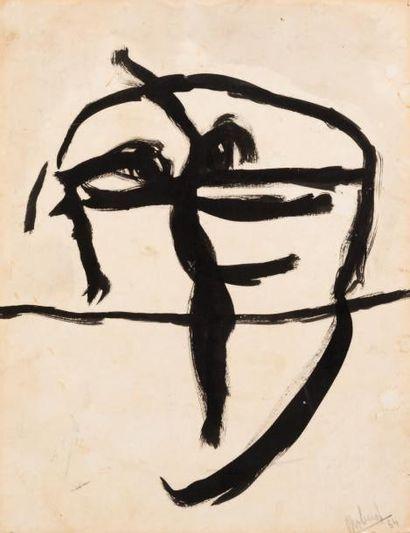CHARLES DRYBERGH (1932-1990)