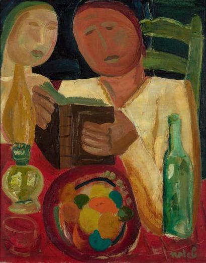 MARCEL NOTEBAERT (1924-1986)