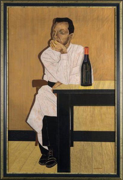 BRUNO VEKEMANS (né en 1952)