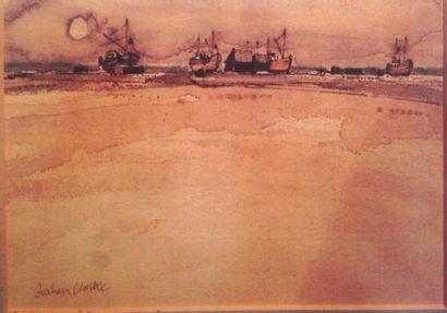 GRAHAM CLARKE (NÉ EN 1941)