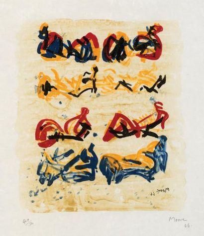 Henri MOORE (1898-1986)