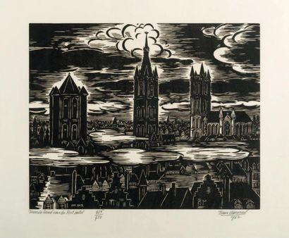 FRANS MASEREEL (1898-1972)