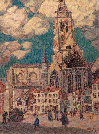 MODESTE HUYS (1874-1932)