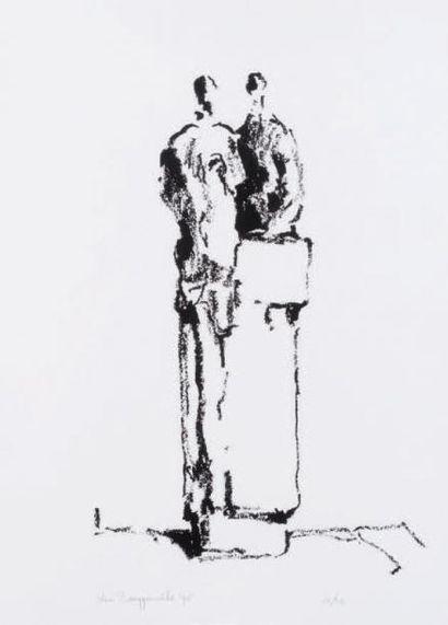 BART TEN BRUGGENCATE (NÉ EN 1954)