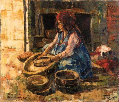 Jehan FRISON (1882-1961)