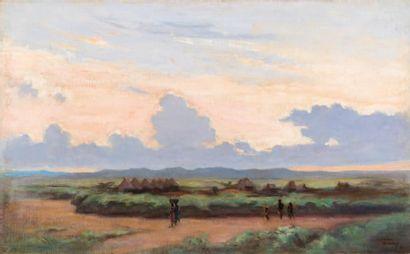 LOUIS-JEAN BEAUPY (1896-1974)