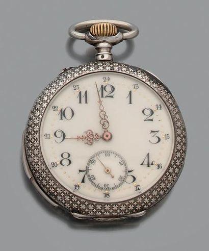 Lot de 2 montres de gousset: ASTRA numéro...