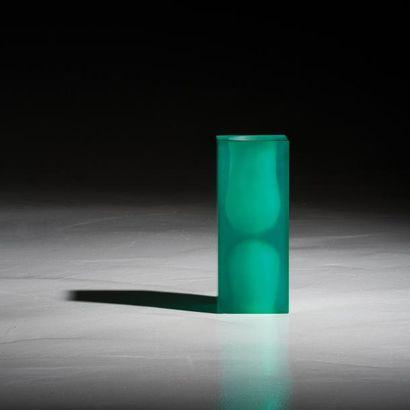 ANDREA BRANZI | Né en 1938 | Italie Prototype du vase modèle «VS 02» issu de la série...