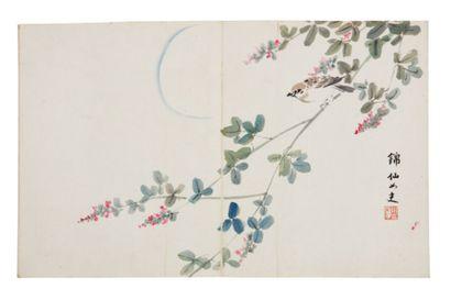 Divers artistes de l'école Shijô : Shochiku,...