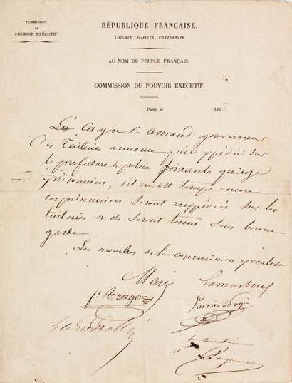 RÉVOLUTION FRANÇAISE 1848