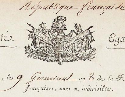 BERTHIER Alexandre (1753-1815)