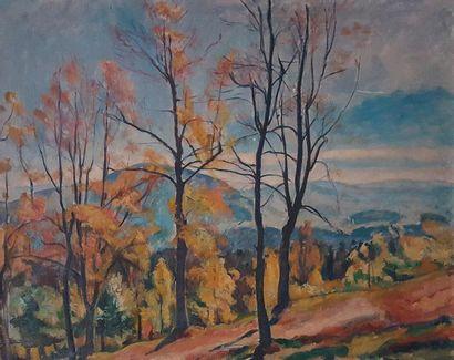 WEISS, Wojciech (Polonais 1875 - 1950)
