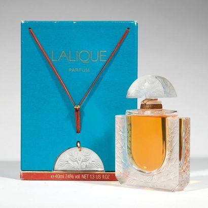 LALIQUE FRANCE création Marie-Claude Lalique