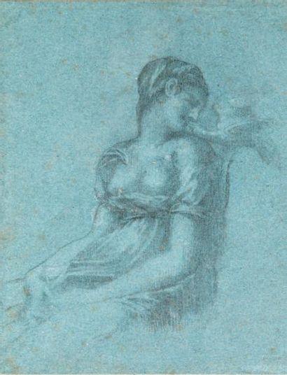 ATTRIBUÉ À PIERRE-PAUL PRUD'HON (CLUNY 1758-PARIS 1823)