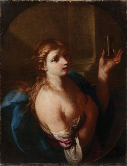 ATTRIBUÉ À GIACINTO CALANDRUCCI (PALERME 1646 - 1707)