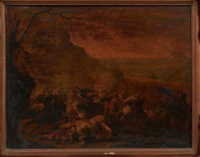 ATTRIBUÉ À FRANCESCO SIMONINI (1686 - 1753)
