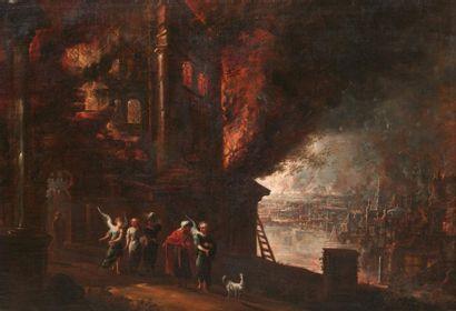 DANIEL VAN HEIL (BRUXELLES 1604 - 1664)