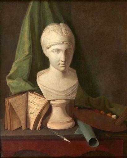 ATTRIBUÉ À JEAN BERNARD DUVIVIER (1762-1837)