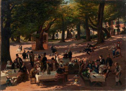 FRANCES F. PALMER (1812-1876)