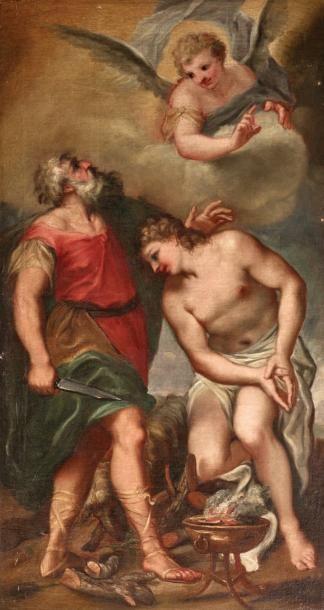 ATTRIBUÉ À GREGORIO LAZZARINI (VENISE 1655 - VILLA BONA, POLESINE 1730)