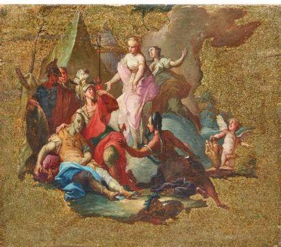 FRANCESCO LORENZI (MAZZUREGA, VALPOLICELLA, 1720 - VÉRONE 1787)