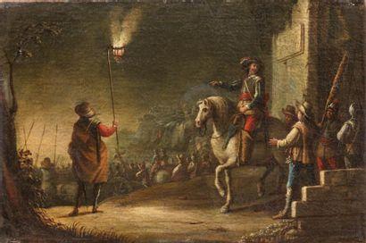 PANDOLFO RESCHI (DANZIG 1643 - FLORENCE 1699)