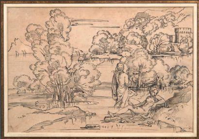 MICHEL II CORNEILLE DIT «LE JEUNE» (PARIS 1642 - 1708)