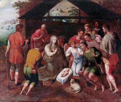 GILLIS MOSTAERT (1528-1598)