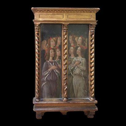 FRANCESCO BOTTICINI (FLORENCE VERS 1446 - 1498)
