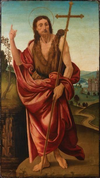 MAESTRO DEI CASSONI CAMPANA OU MAESTRO DI TAVERNELLE (ACTIF À FLORENCE, 1480 - 1510)