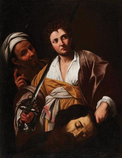 ÉCOLE GENOISE VERS 1625 ATELIER DE SIMON VOUET
