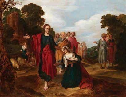JAN SYMONSZ PYNAS (ALKMAAR 1583 - AMSTERDAM 1631)