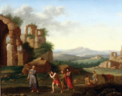 ABRAHAM VAN CUYLENBORCH (1620-1658)