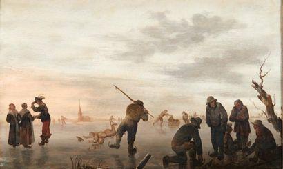 ABRAHAM CALRAET (DORDRECHT 1642 - AMSTERDAM 1722)