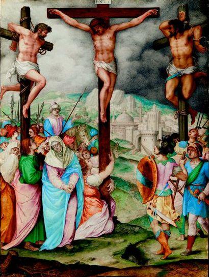 GIOVANNI BATTISTA CASTELLO (GANDINO 1509 - ESPAGNE 1569)