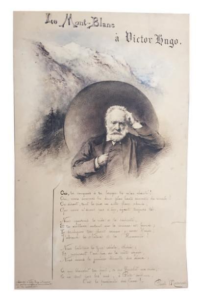 Paul MUSURUS (1859-1927) peintre, poete et diplomate grec.
