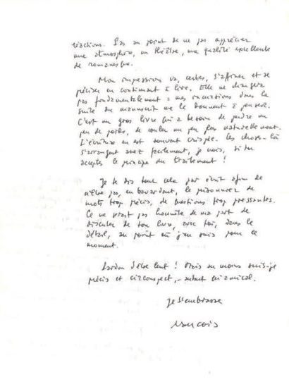 Francois NOURISSIER (1927-2011).