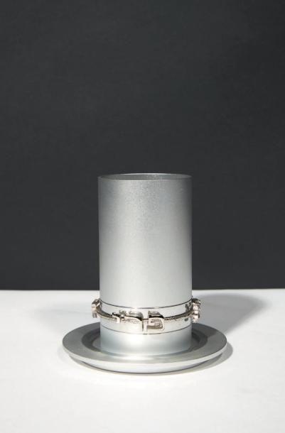 GOBELET DE KIDDOUCH Métal H_11 cm