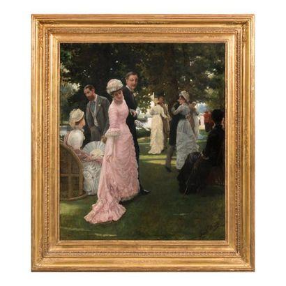 FRANCK DICEY | 1838-1888 | Angleterre