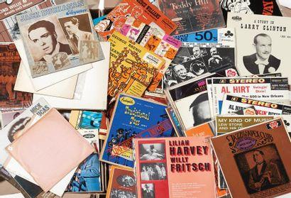 PLUS DE 500 VYNILES 33 TOURS Jazz, Blues,...