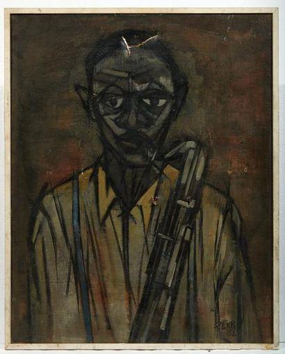 R.LERSY (1920-2004)