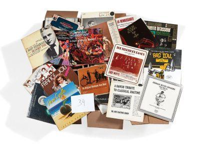 300/400 33 TOURS Jazz, variété, curiosités...