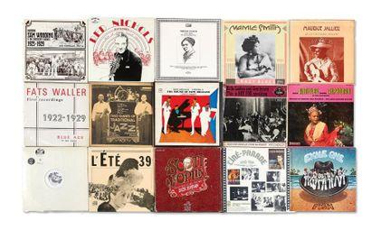 4 à 500 VINYLES 33 TOURS Jazz, orchestres...