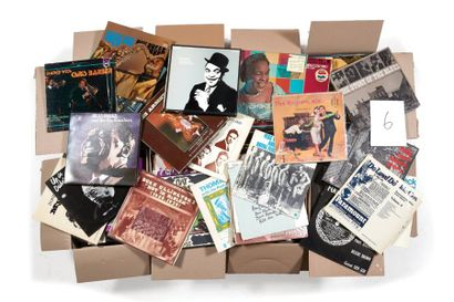 PLUS DE 500 VINYLES 33 TOURS Blues, Jazz,...