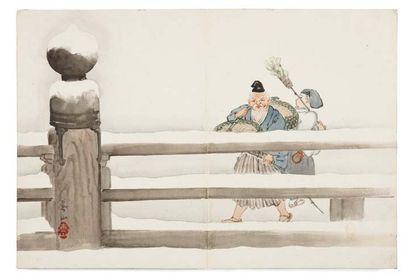 Divers artistes : Chôko Momoi, Shigeya Sugihara...