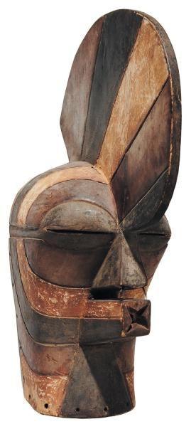 Masque africain.