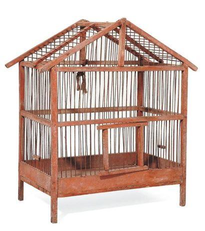 Cage à oiseau H_51 cm