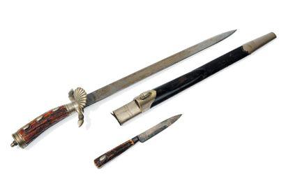 Dague de chasse H_57 cm