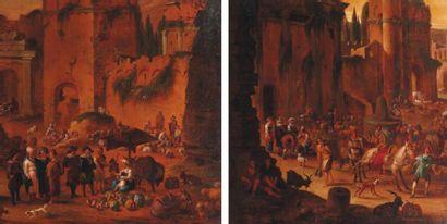 PEETER VAN BREDAEL (ANVERS 1629-1719)